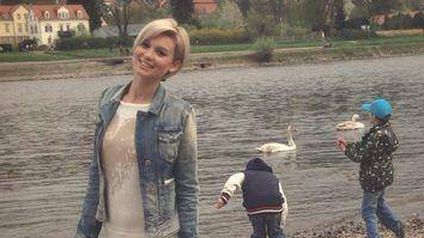 In Heirats-Stimmung? Katja Kühne wartet auf Antrag