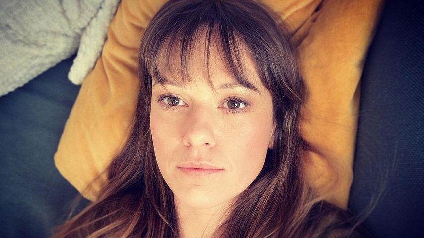 Schauspielerin Katja Sieder im Dezember 2020