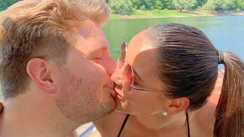 Kattia Vides und Patrick Weilbach, Juni 2020