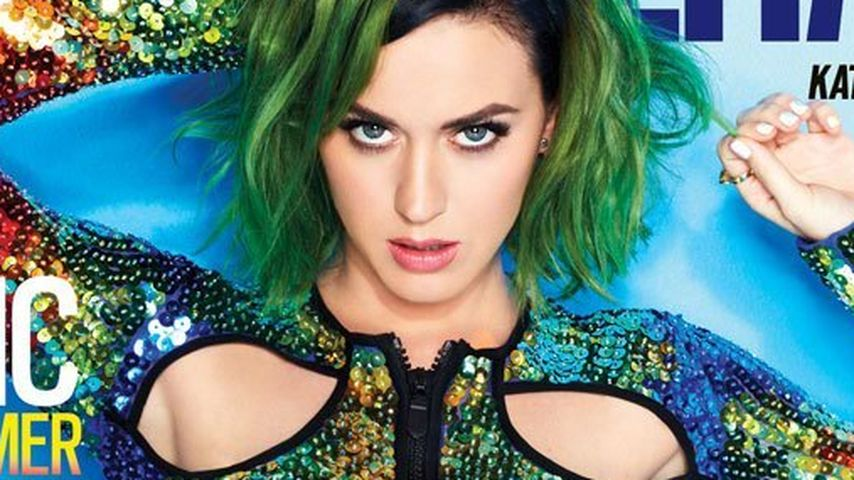 Wow! Katy Perry ziert das weltweite Cosmo-Cover