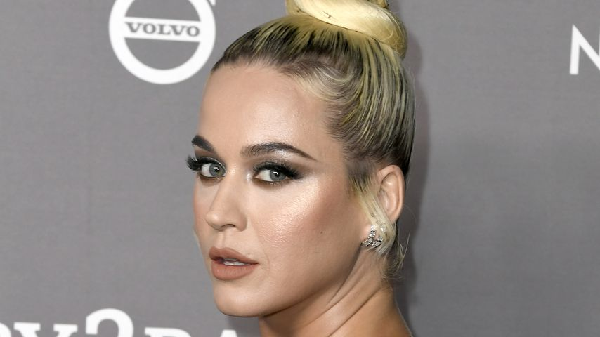 Sängerin Katy Perry bei einer Gala in Kalifornien
