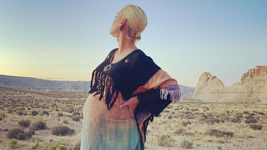 Katy Perry im Juni 2020