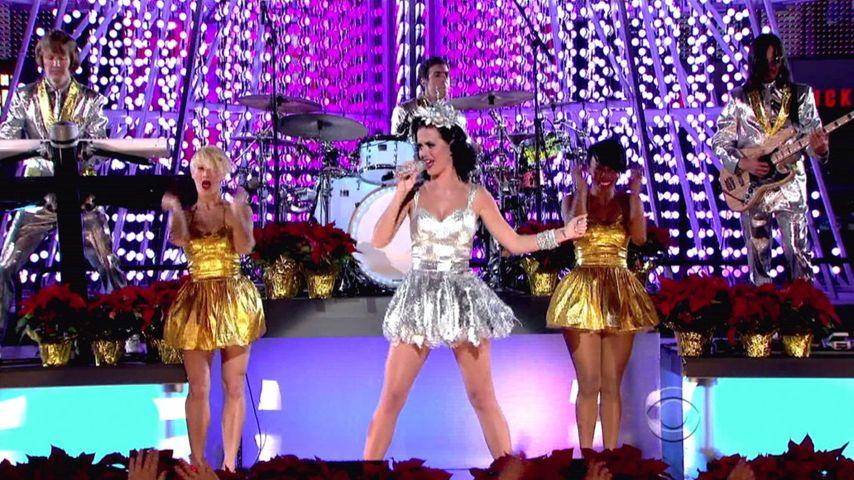 Katy Perry verzaubert als Eiskönigin
