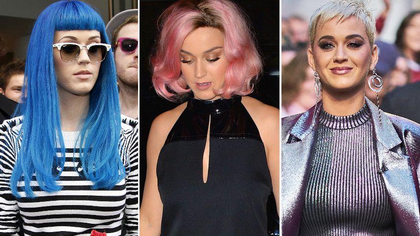 Zum 33. Geburtstag! DAS sind Katy Perrys verrückteste Looks