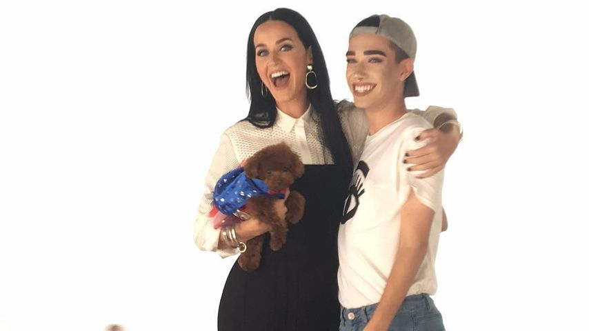 Wow: Dieser Junge wird Katy Perrys Nachfolger bei Covergirl!
