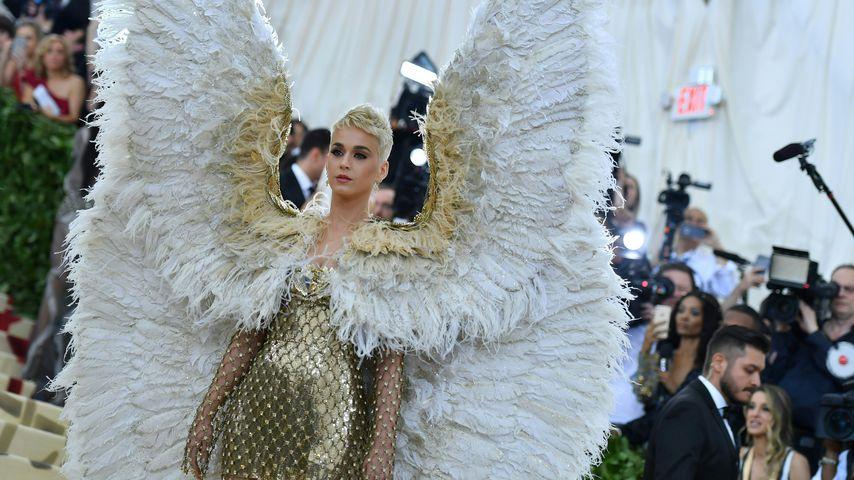Katy Perry auf der Met Gala 2018