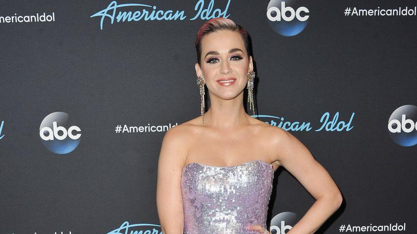 Böse Katy Perry? Sie lästert über Meghan Markles Brautkleid