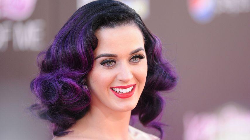 Katy Perry im Juli 2012