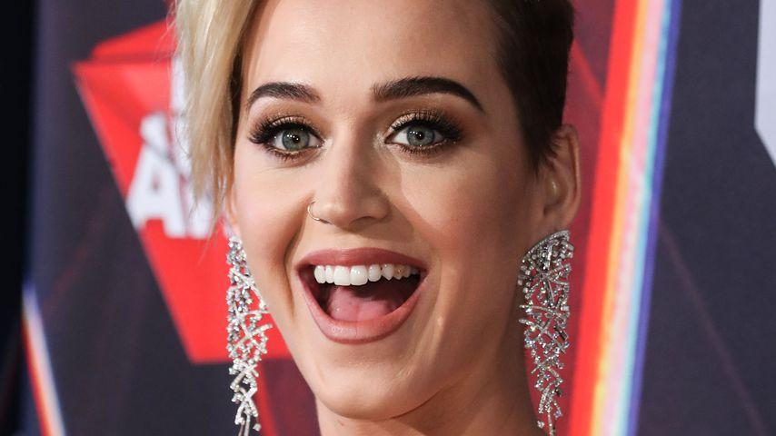 Strahlender Auftritt nach Trennung: So gut geht's Katy Perry