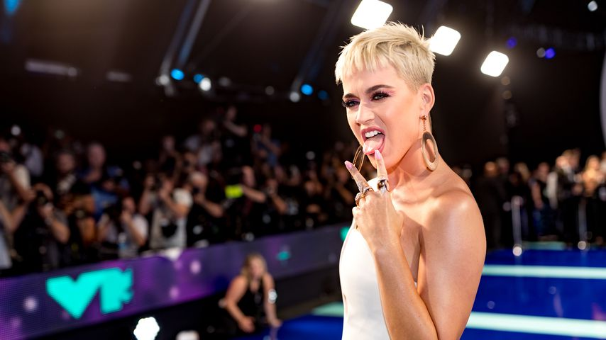 "Katy Perry bei den ""MTV Video Music Awards"" 2017 in Inglewood"