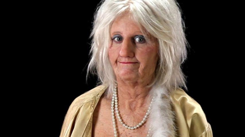 Huch, wer ist denn das? Katy Perry als Oma!