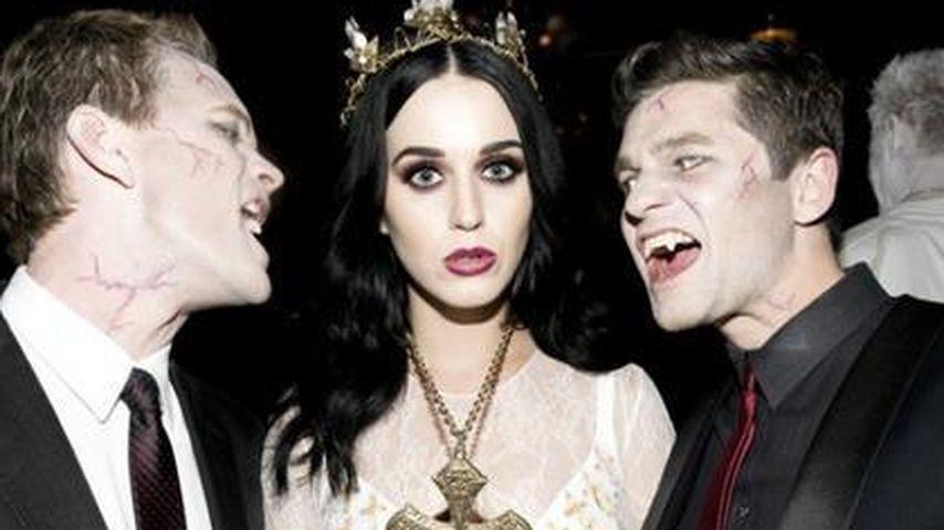 Katy Perry feiert mit Vampir-Neil Patrick Harris