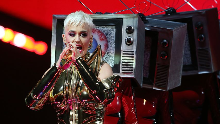 """Katy Perry während ihrer """"Witness: The Tour""""-Show in Perth"""