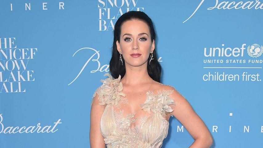 Katy Perry im November 2016 in New York City