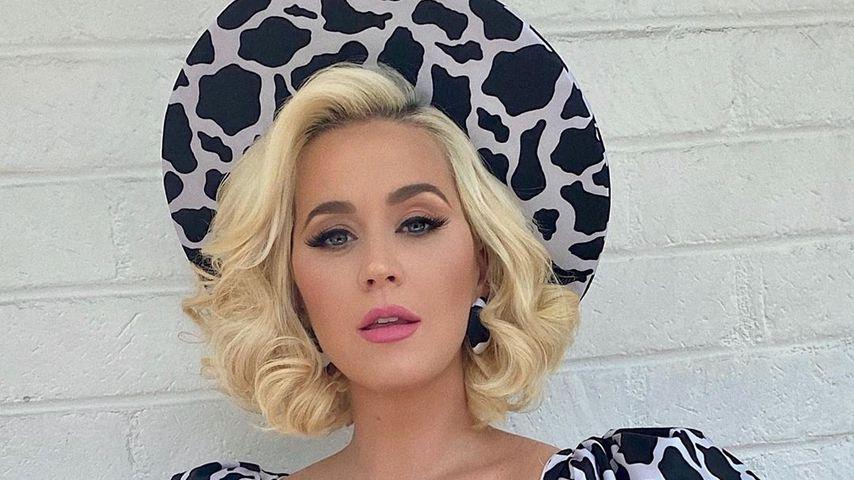 Katy Perry gesteht sich Selbstzweifel und Unsicherheiten ein