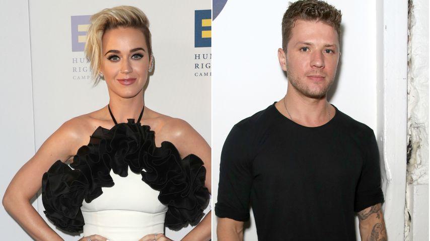 Neue Liebe? Hat sich Katy Perry nun Ryan Phillippe geangelt?