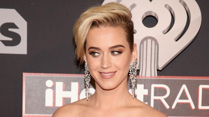 Kurz nach Trennung: Katy Perry gesteht Schwäche für Briten!