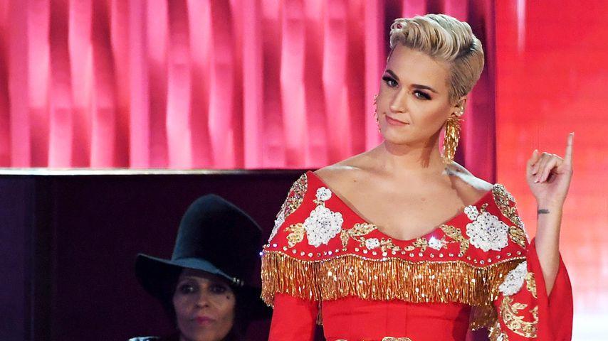 Katy Perry bei den Grammy Awards im Februar 2019