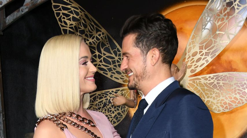 Katy Perry und Orlando Bloom im August 2019 in Hollywood