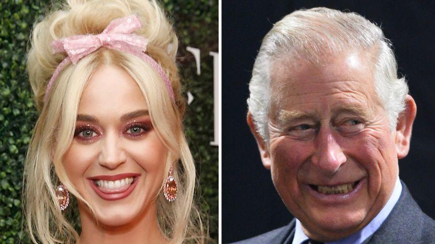 Zum 71. Geburtstag: Katy Perry gratuliert Prinz Charles