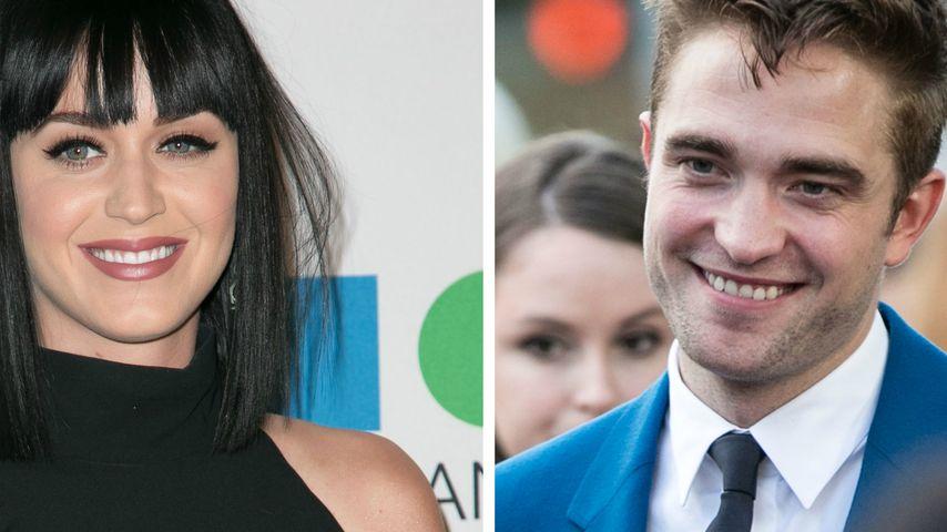 Katy Perry: Angst vor Gefühlen für Rob Pattinson