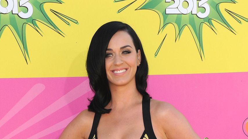 Kids' Choice Awards: Katy Perry wieder bauchfrei