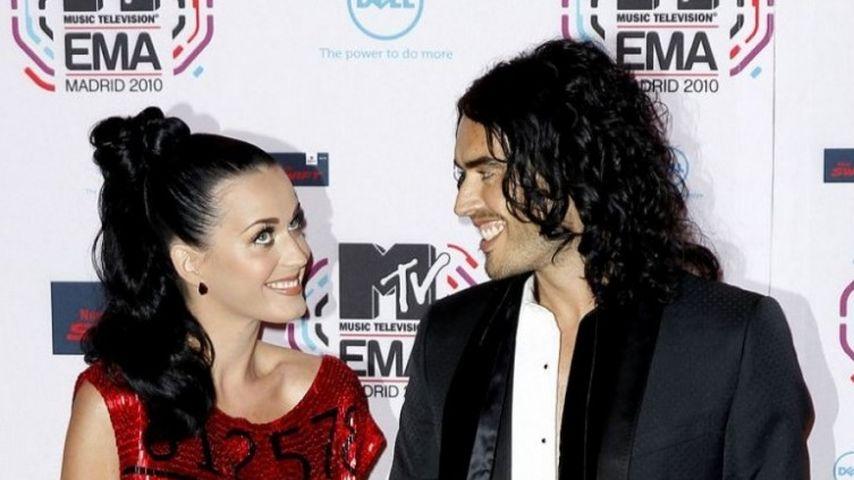 So befriedigt Katy Perry ihren Russell