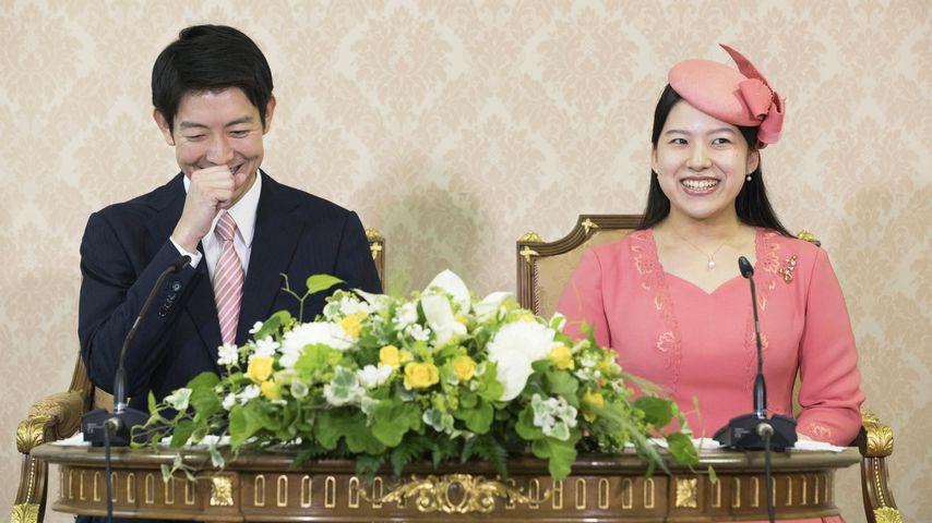 Nach nur zehn Monaten Liebe: Prinzessin Ayako heiratet 2018!