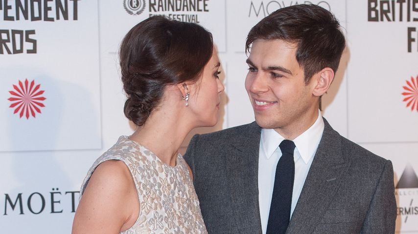 Keira Knightley und James Righton
