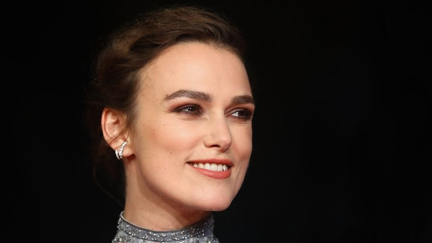 "Keira Knightley bei der ""Colette""-Premiere in London"