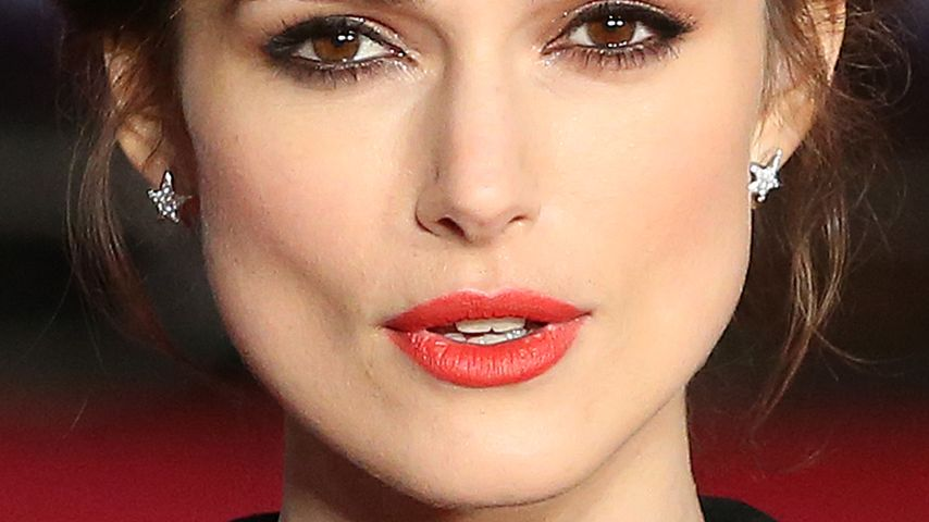 Keira Knightley: Fieser Kuss zum Abschlussball