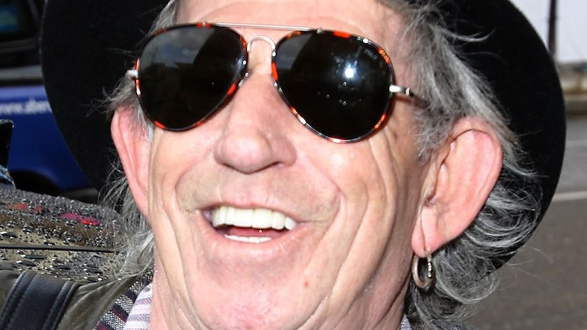 Heroin-Konsum: Keith Richards bereut nichts