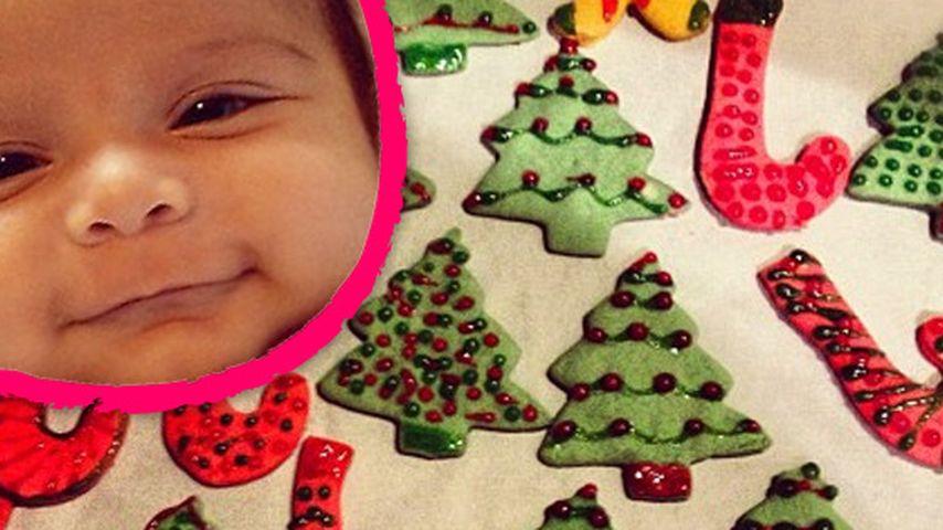 Snookis Lorenzo (4 Monate) bekommt schon Kekse!