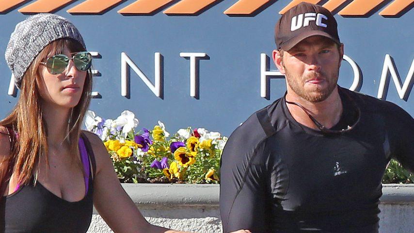 Kellan Lutz und Brittany Ward