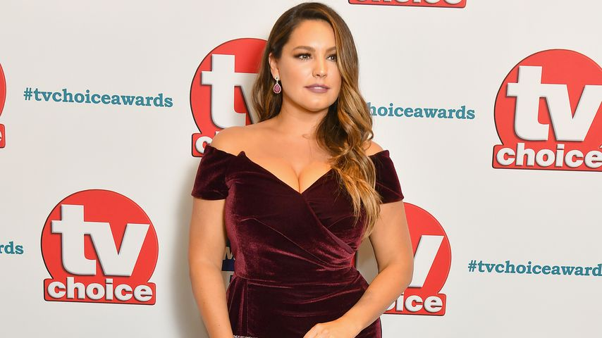 Pralles Dekolleté: Kelly Brook zeigt Brust!