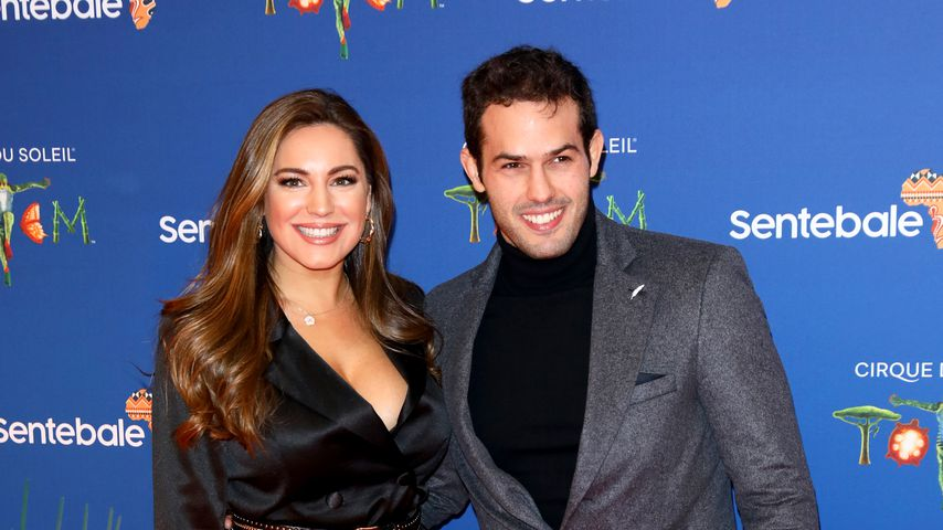 Kelly Brook und Jeremy Parisi