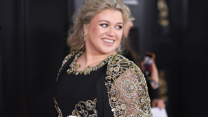 Kelly Clarkson bei den Grammy Awards 2018
