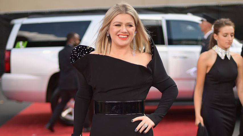 Kelly Clarkson auf den Billboard Music Awards 2018