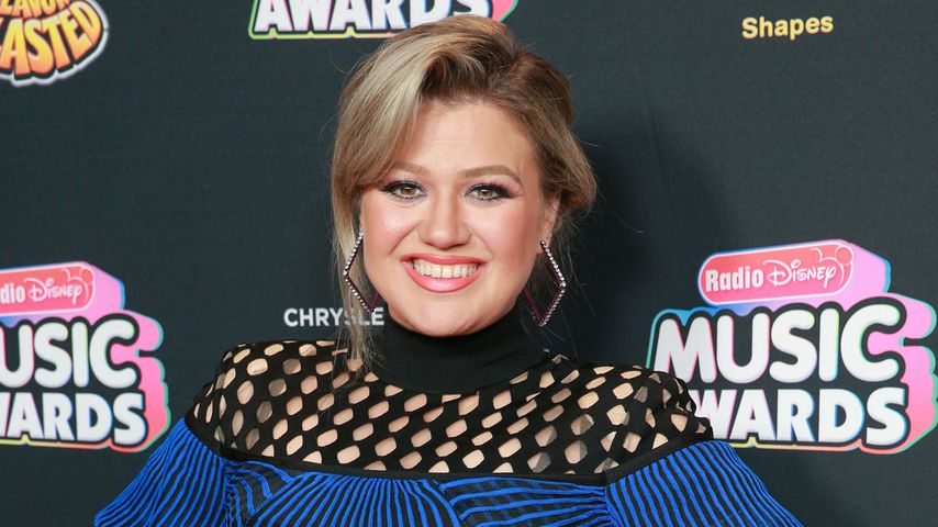 Kelly Clarkson bei den Radio Disney Music Awards 2018