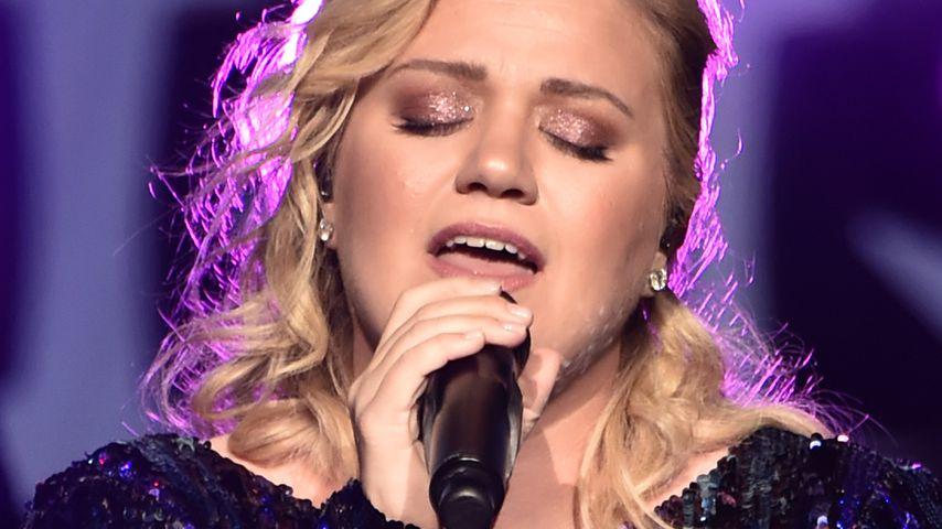 Kelly Clarkson bei einem Benefizkonzert in Las Vegas im Mai 2019