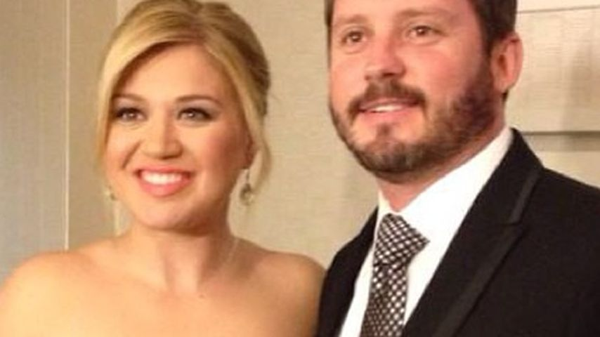 Kelly Clarkson und Brandon Blackstock