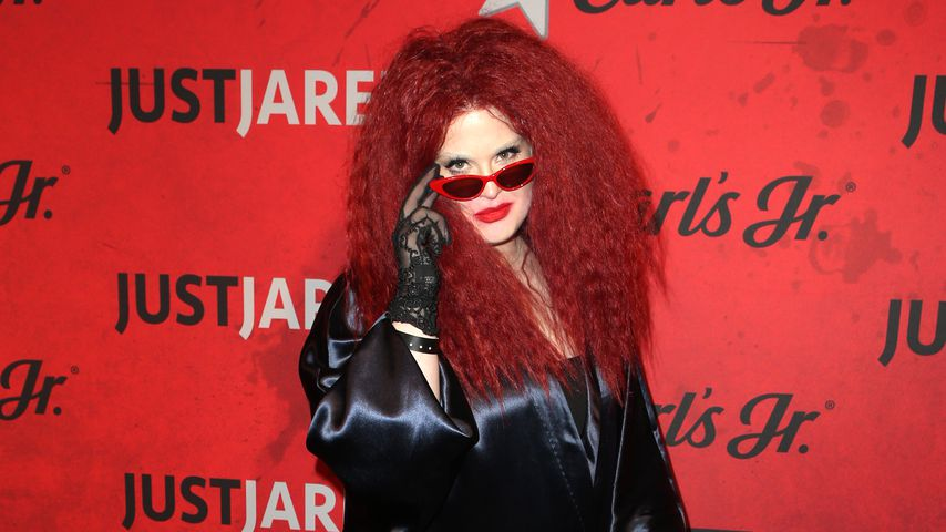 Kelly Osbourne bei der Halloween-Party von Just Jared 2018