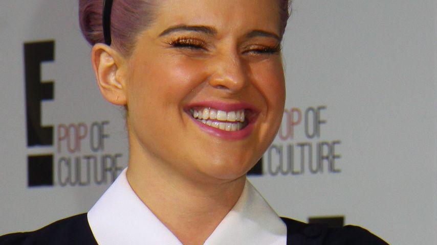 Bräunungs-Panne? Kelly Osbourne mit gelbem Gesicht