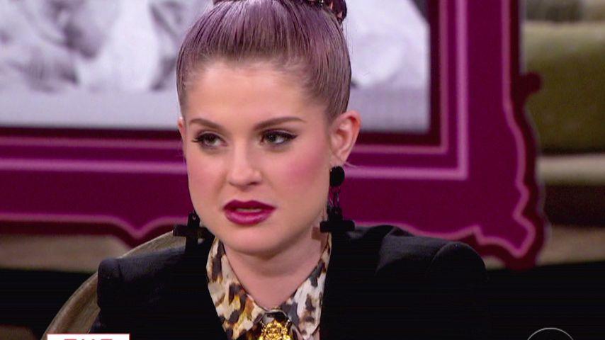Kelly Osbourne hatte Selbstmordgedanken