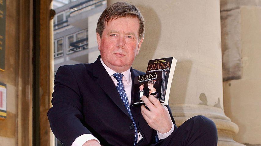 Ken Wharfe, ehemaliger Schutzbeamter der britischen Königsfamilie