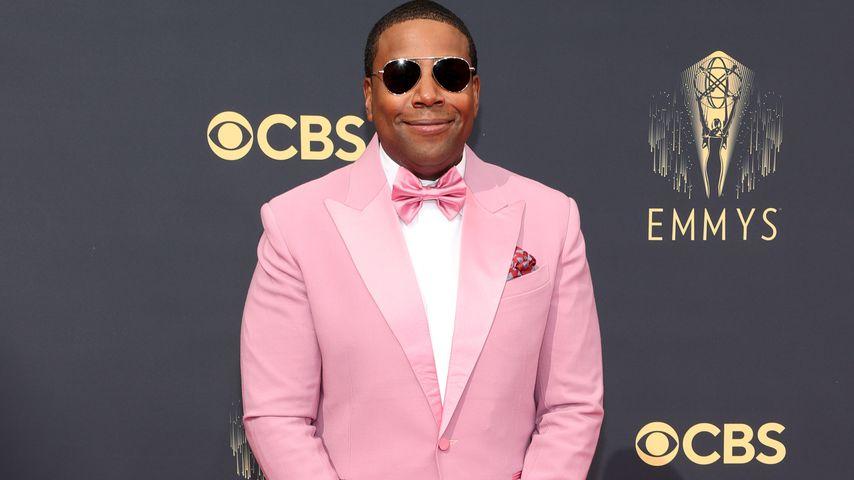 Kenan Thompson bei den Emmy Awards 2021