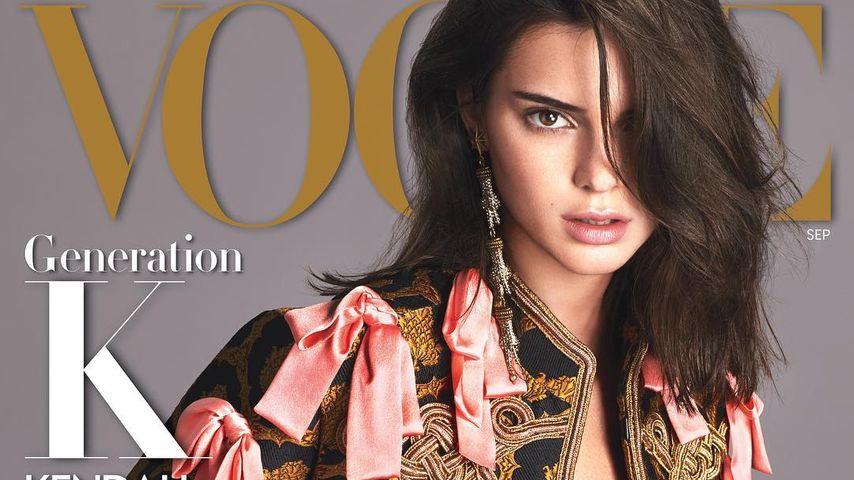 Kendall Jenner als Vogue-Covergirl