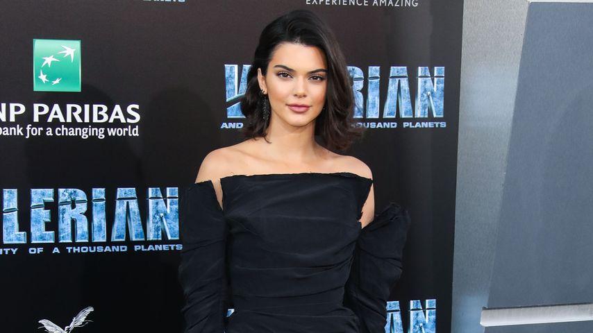 "Kendall Jenner bei der ""Valerian""-Premiere in Los Angeles"
