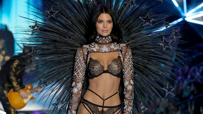 Kendall Jenner bei der Victoria's Secret Fashion Show 2018