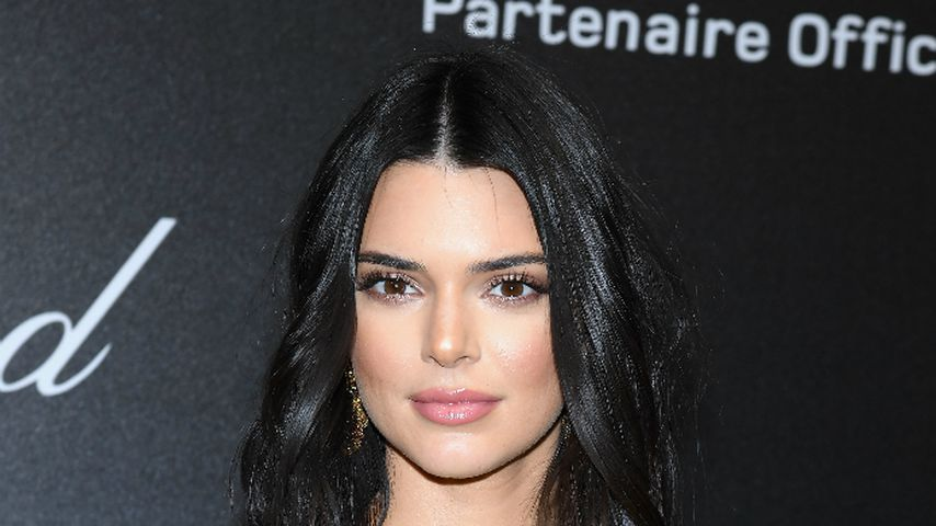 Hauch von Nichts: Kendall Jenners Look begeistert in Cannes